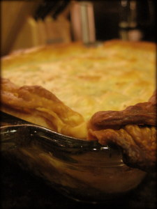 crust...mmm