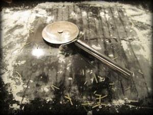 floured surface