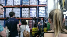 1/4 of 1% of ALL the world's beer is in this room. What?